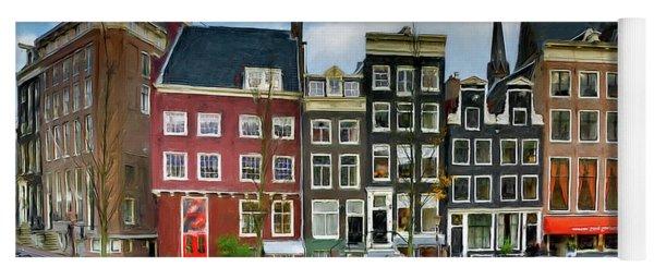 Herengracht 411. Amsterdam Yoga Mat