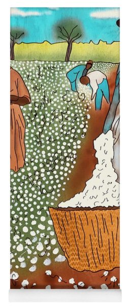 High Cotton Yoga Mat