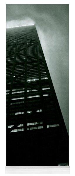 John Hancock Building - Chicago Illinois Yoga Mat