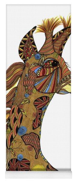 Josi Giraffe Yoga Mat