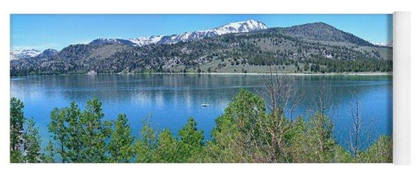June Lake Panorama Yoga Mat