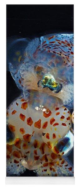 Juvenile Hawaiian Bobtail Squid Yoga Mat