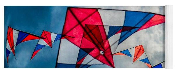 Kites Yoga Mat