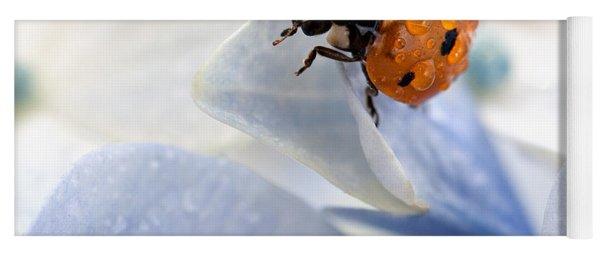 Ladybug Yoga Mat