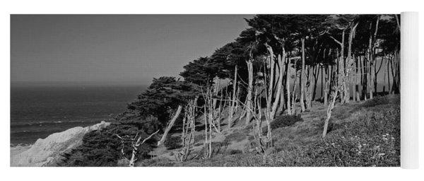 Lands End In San Francisco Yoga Mat