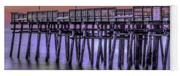 Little Island Pier Yoga Mat