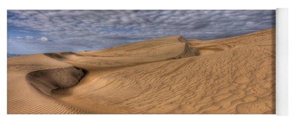 Magic Of The Dunes Yoga Mat