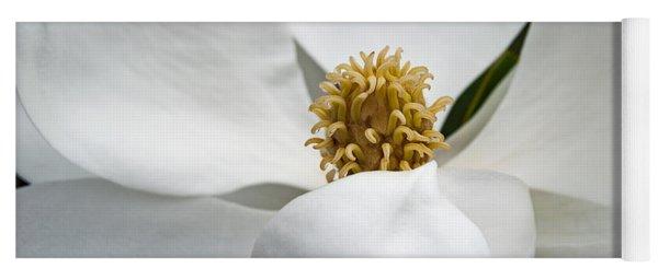 Magnolia Flower Yoga Mat