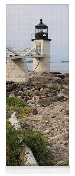 Marshall Point Lighthouse Yoga Mat