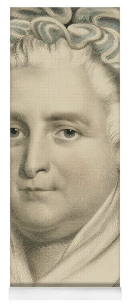 Martha Washington  Yoga Mat