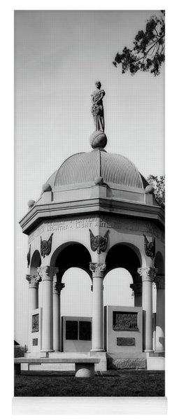 Maryland Monument - Antietam Yoga Mat