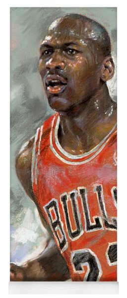 Michael Jordan Yoga Mat
