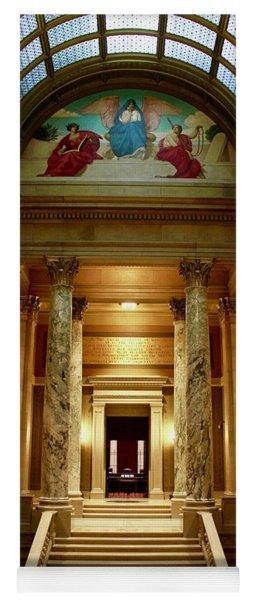 Minnesota Supreme Court Yoga Mat