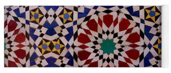 Mosaic Yoga Mat