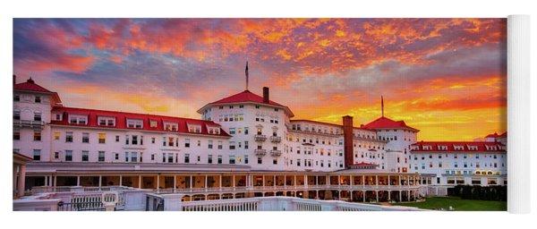 Mount Washington Hotel Yoga Mat