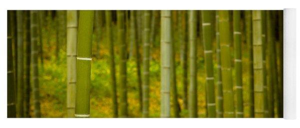 Mystical Bamboo Yoga Mat