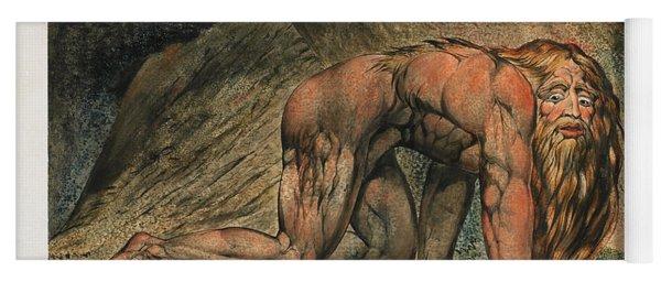 Nebuchadnezzar Yoga Mat