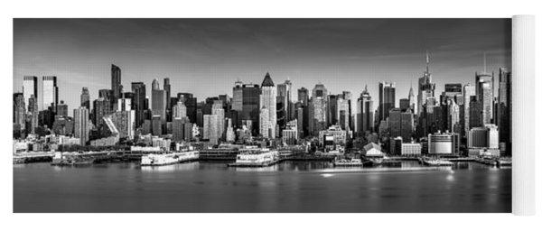 New York City Panorama Yoga Mat