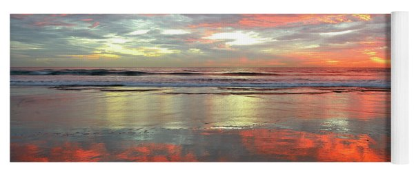 North County Reflections Yoga Mat