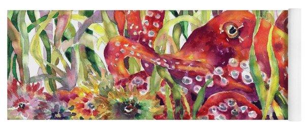 Octopus Garden Yoga Mat