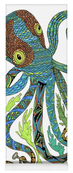 Octopus' Garden Yoga Mat