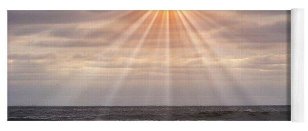 Pacific Sunset Yoga Mat