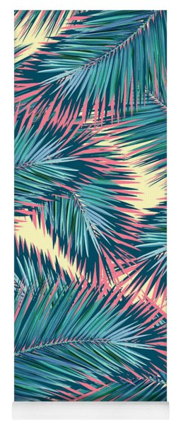 Palm Trees  Yoga Mat