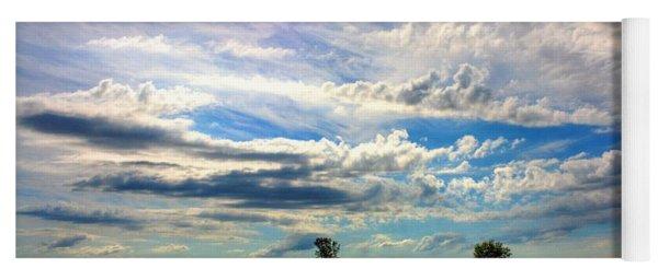 Prairie Sky Yoga Mat