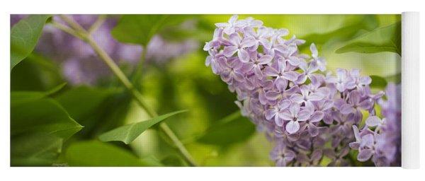 Purple Lilac Yoga Mat