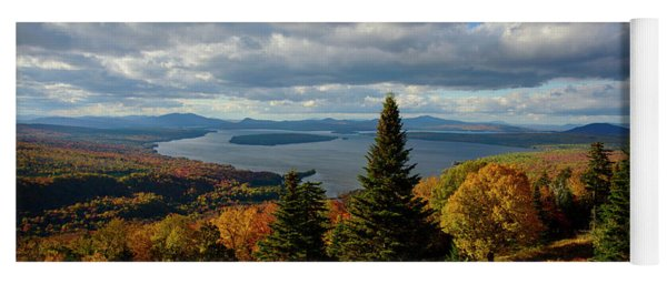 Rangeley Overlook Yoga Mat