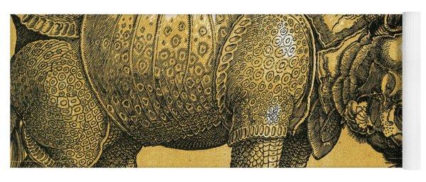 Rhinoceros Yoga Mat