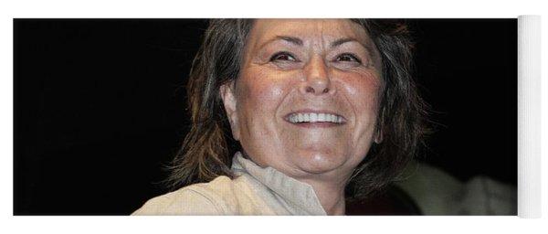 Roseanne Barr Yoga Mat