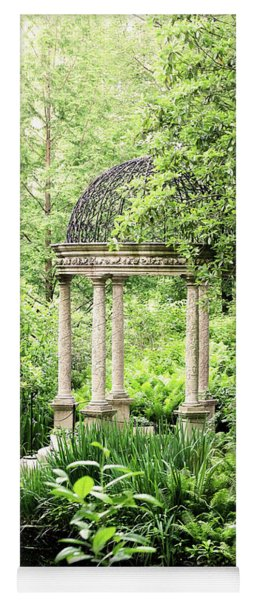 Serenity Garden Yoga Mat