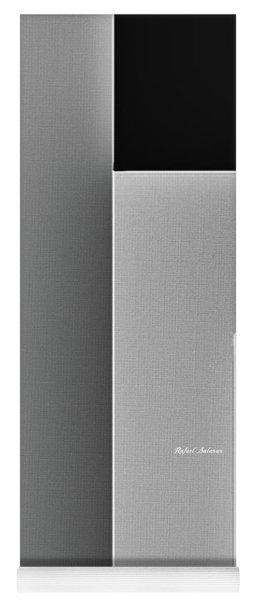 Yoga Mat featuring the digital art Shades Of Grey by Rafael Salazar