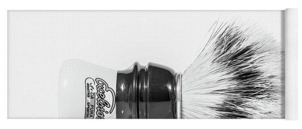 Shaving Brush Yoga Mat