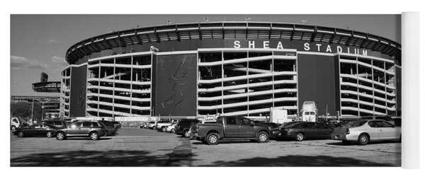 Shea Stadium - New York Mets Yoga Mat