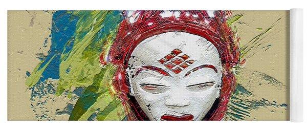 Star Spirits - Maiden Spirit Mukudji Yoga Mat