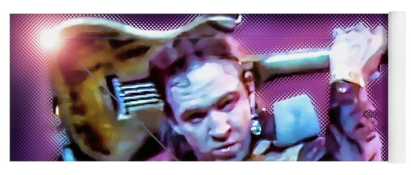 Stevie Ray Vaughan - Love Struck Baby Yoga Mat