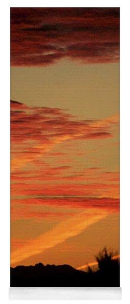 Sunrise Collection, #6 Yoga Mat