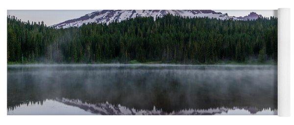 The Reflection Lake Yoga Mat