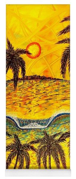 Sunset Dream Yoga Mat