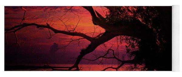 Sunset Series 9497 Yoga Mat