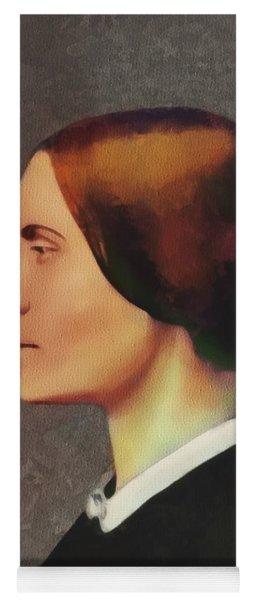 Susan B. Anthony, Suffragette Yoga Mat