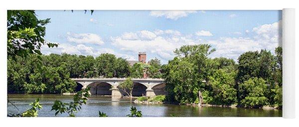 Susquehanna River  Yoga Mat