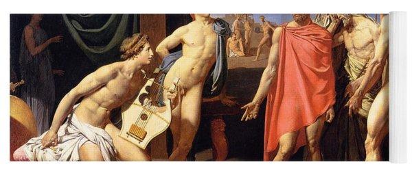 The Envoys Of Agamemnon Yoga Mat