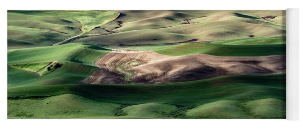 The Palouse Yoga Mat
