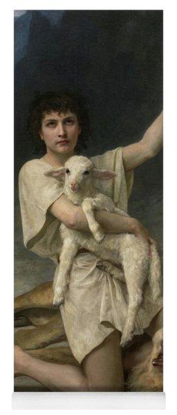 The Shepherd David Triumphant Yoga Mat