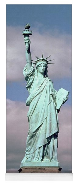 The Statue Of Liberty Yoga Mat