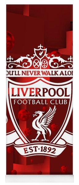 Tribute To Liverpool 3 Yoga Mat