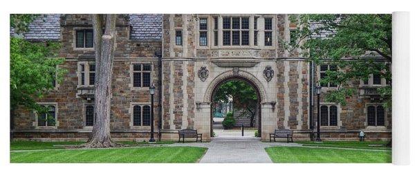 University Of Michigan Campus Yoga Mat